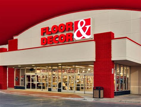 floor and decor store hours fromgentogen us