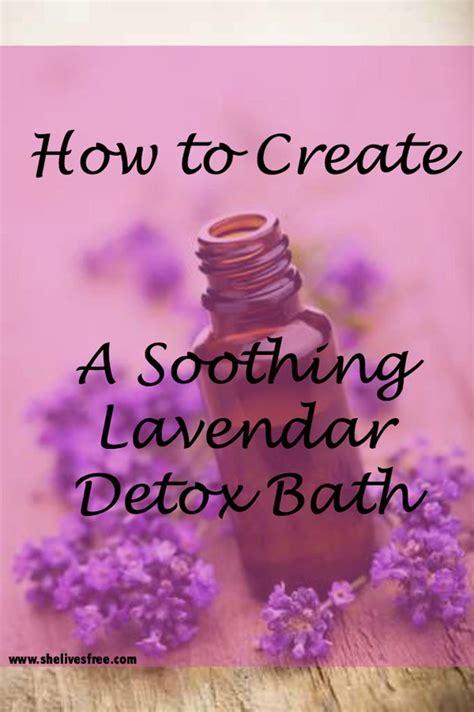 Diy Lavender Detox Bath by 12 Diy Detox Baths Diy Ready