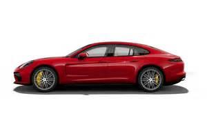 Build Your Porsche Build Your 2017 Panamera In Porsche S Configurator