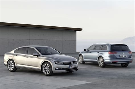 120ps Direct Injection get up with the all new 2015 vw passat b8