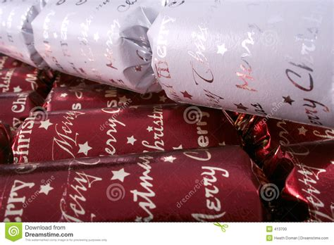 christmas bon bons stock photo image 413700