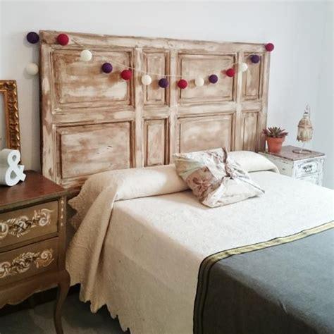 cama antigua de madera cabecero de cama doble con puerta antigua tienda