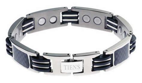 Gelang Kesehatan Pria Tiens Ti Energy Bracelet Black 2 obat herbal distributor malang tiens ti energy bracelet
