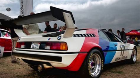 Bmw M1 For Sale by Bmw M1 For Sale Production 453 Produced Incl 20 Race Cars