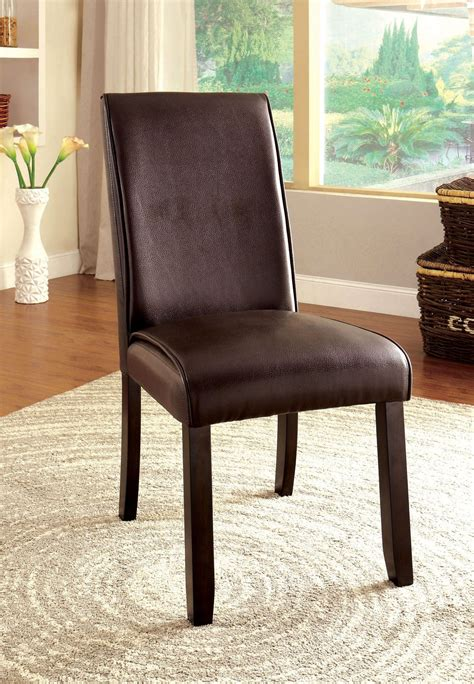 Gladstone Furniture by Gladstone I Side Chair Set Of 2 From Furniture Of America