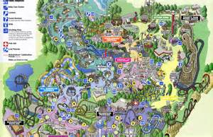 great america california map destroy the picture page 615 theme park review