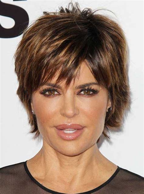 celebrity hairstyle haircut ideas lisa rinna short celebrities with short hair the best short hairstyles