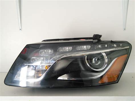 xenon le 2009 2010 2011 2012 audi q5 left driver xenon hid