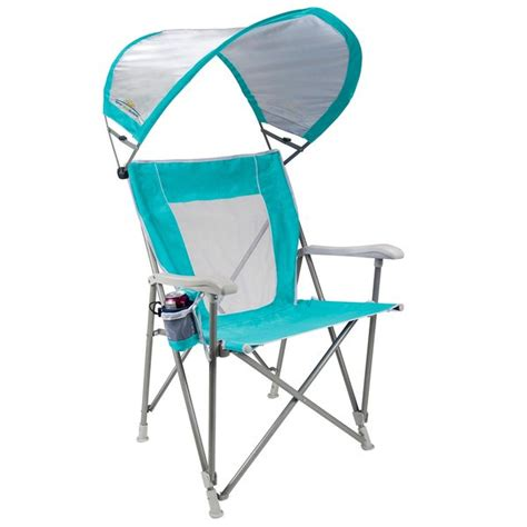 large chair with sunshade gci outdoor sunshade captain s chair west marine
