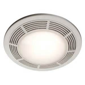 bathroom fan light combo broan nutone combination fan light light exhaust