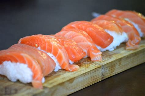 best sashimi fish salmon sashimi from costco obsessive cooking disorder
