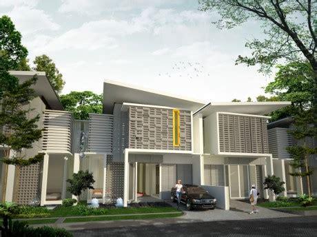 Perumahan Modern Kekinian andyrahman architect projects