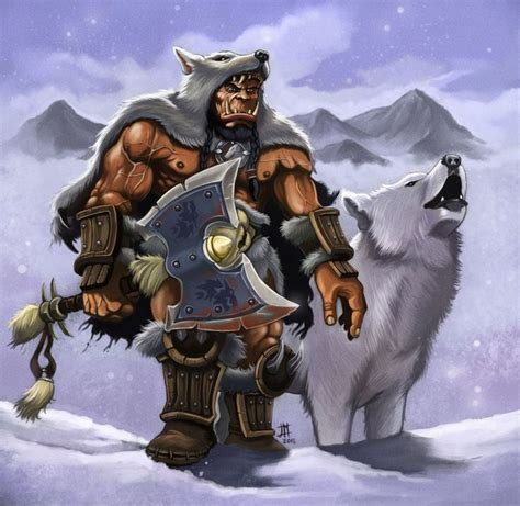 warcraft durotan the official 1783299606 durotan by jonaymartin on warcraft art and