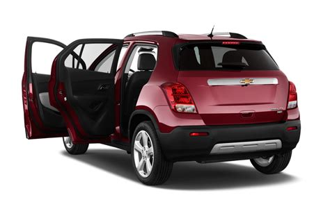 chevrolet trax reviews  rating motor trend