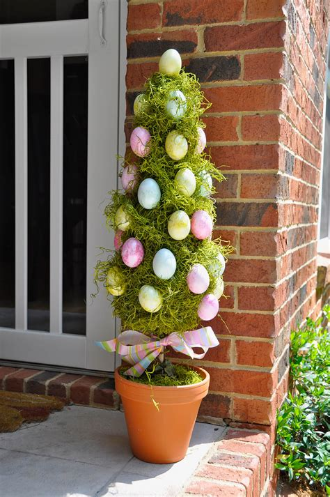 easter decoration 23 best easter porch decor ideas and designs for 2017
