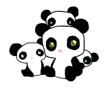 chibi panda by toxicalkiss on deviantart