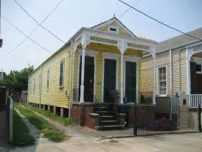 The new orleans shotgun house archid