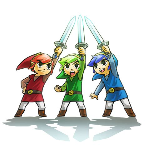 tri force heroes materials guide how to craft all costumes the legend of zelda triforce heroes trailer de lancement