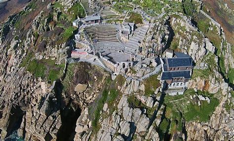 Dream House Designs rowena cade creator of the minack theater cornwall guide
