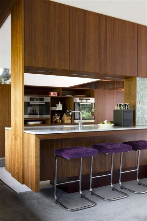 mid century kitchen design 39 stylish and atmospheric mid century modern kitchen designs digsdigs