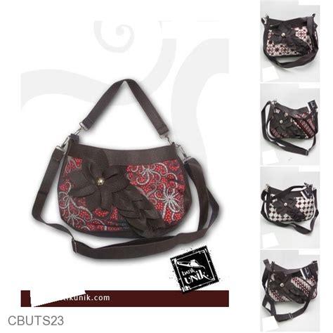 tas gaul cantik tenteng mini motif batik etnik tas