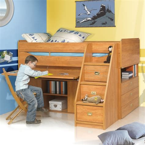 Childrens Beds Mid Sleeper mid sleeper beds a comprehensive solution for children s