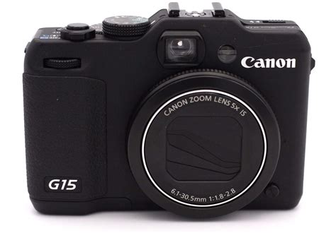 canon powershot g15 digital canon powershot g15 12 1mp digital black no