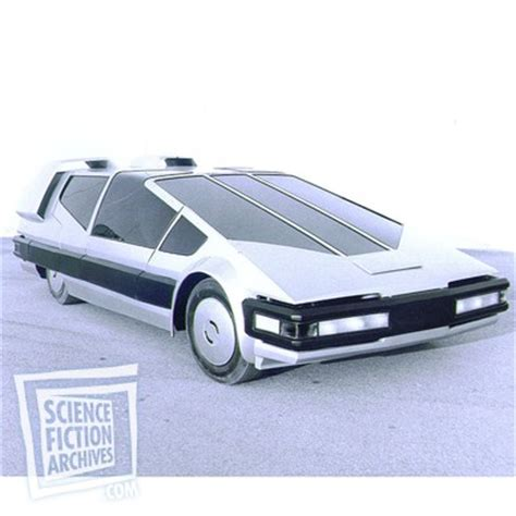 Stern Auto by Quot The Last Starfighter Quot Starcar By Larson Designs