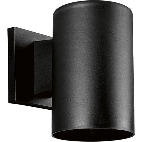 progress lighting p5713 30 progress lighting p5712 31 black cylinder 1 light outdoor