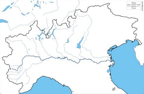 cartina muta italia mappa fisica muta italia politica