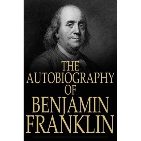 biography books pdf the autobiography of benjamin franklin ebook by benjamin