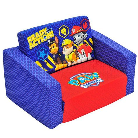 target flip sofa target paw patrol flip out sofa compare club