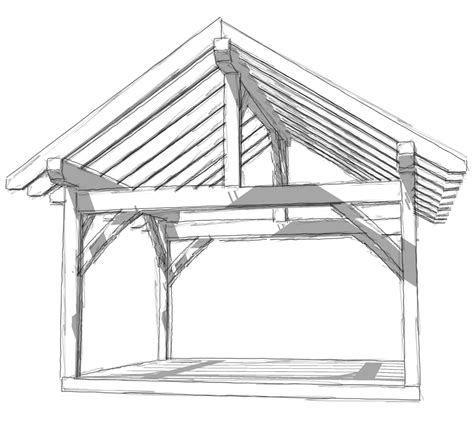 timber frame design details 14x16 timber frame timber frame hq