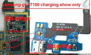 samsung galaxy note ii n7100 charging problem solution fixphoneonline