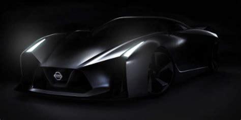 nissan gran turismo racing teaser nissan vision gran turismo concept motor y racing