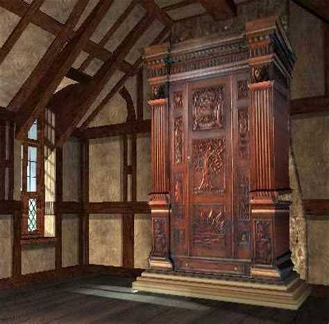 Wardrobe To Narnia by The White Witch S Castle Ign