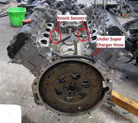 Alarm Motor Type R 2005 jaguar s type vdp 4 2l v8 misfire knock sensor