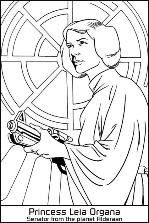 Star Wars Princess Leia Coloring Pages Princess Leia Wars Princess Leia Coloring Pages Free Coloring Sheets