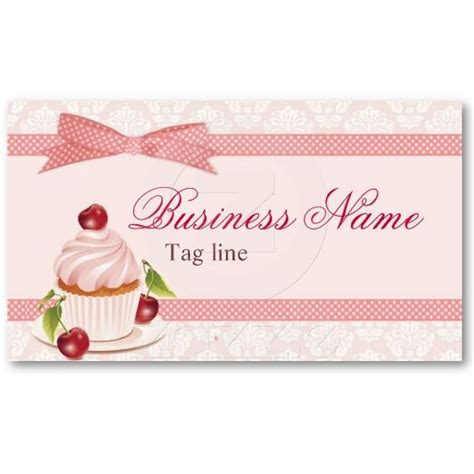 Cupcake Business Cards Templates by 145 Best Business Cards Images On Business