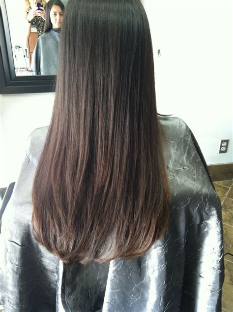 hair cut is lumpy layers not blending chunky blonde highlights and long layers by danielle e