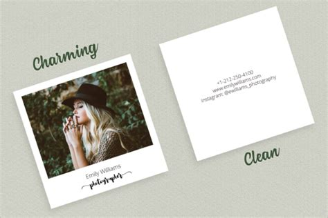 square business card template photoshop 53 square business card templates free psd word designs