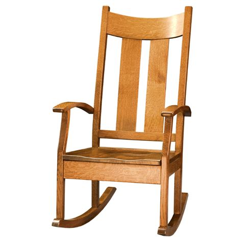 usa  amish rocking chairs gliders amish summit rocking chair baby eco trends