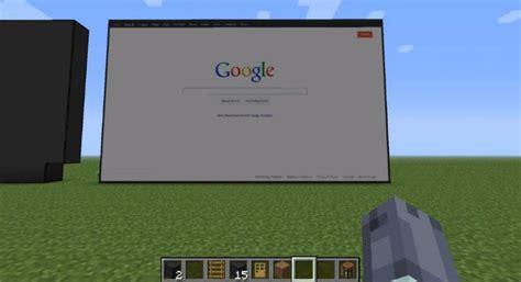 web mod game online web displays mod minecraft 1 7 10 1 7 2 1 6 4