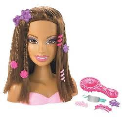 Barbie styling head african american coming in may 2010