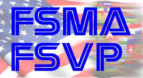 Foreign Supplier Verification Program Fsvp Course For Food Importers Fsvp Program Template