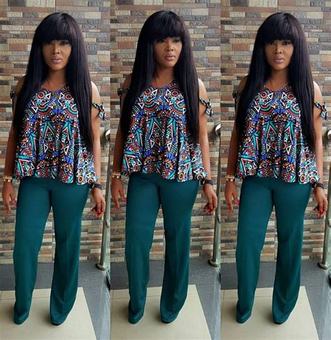latest styles of short dresses on jiji mercy aigbe latest ankara style jiji ng blog