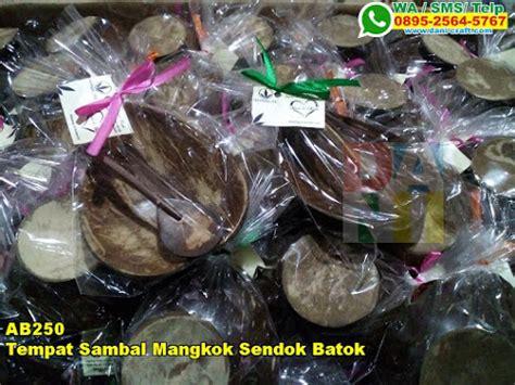 Harga Tempat Sendok Unik by Tempat Sambal Mangkok Sendok Batok Souvenir Pernikahan