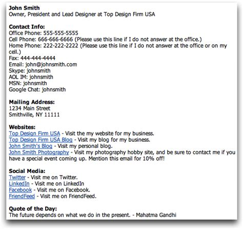 business letter signature email quotes for business email signatures quotesgram