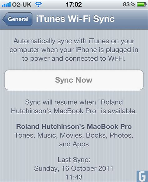 how to sync iphone wifi iphone 4s review