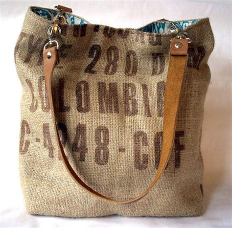 Coach Backpack Brown Leather Tas Coach Original coffee bean sack tote bag sacks bags and coffee sacks
